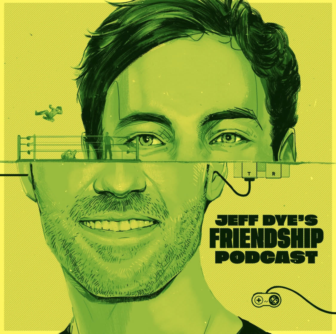 Album Artwork for 101 - Jeff Dye's Friendship with Nick Greco - Quarantine Edition