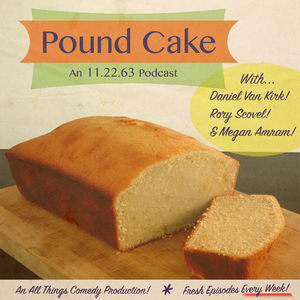 Album Artwork for Pound Cake - Book Episode 4