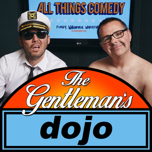 "Album Artwork for Ep. 114 2017 Wrap Up Show w guest, Corrine Fisher ""The Gentlemen's Dojo""  Byrne, Cannon, Keane"