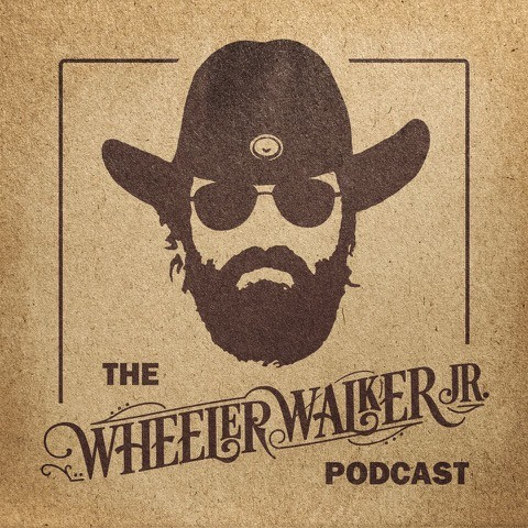 Album Artwork for The Wheeler Walker Jr. Podcast