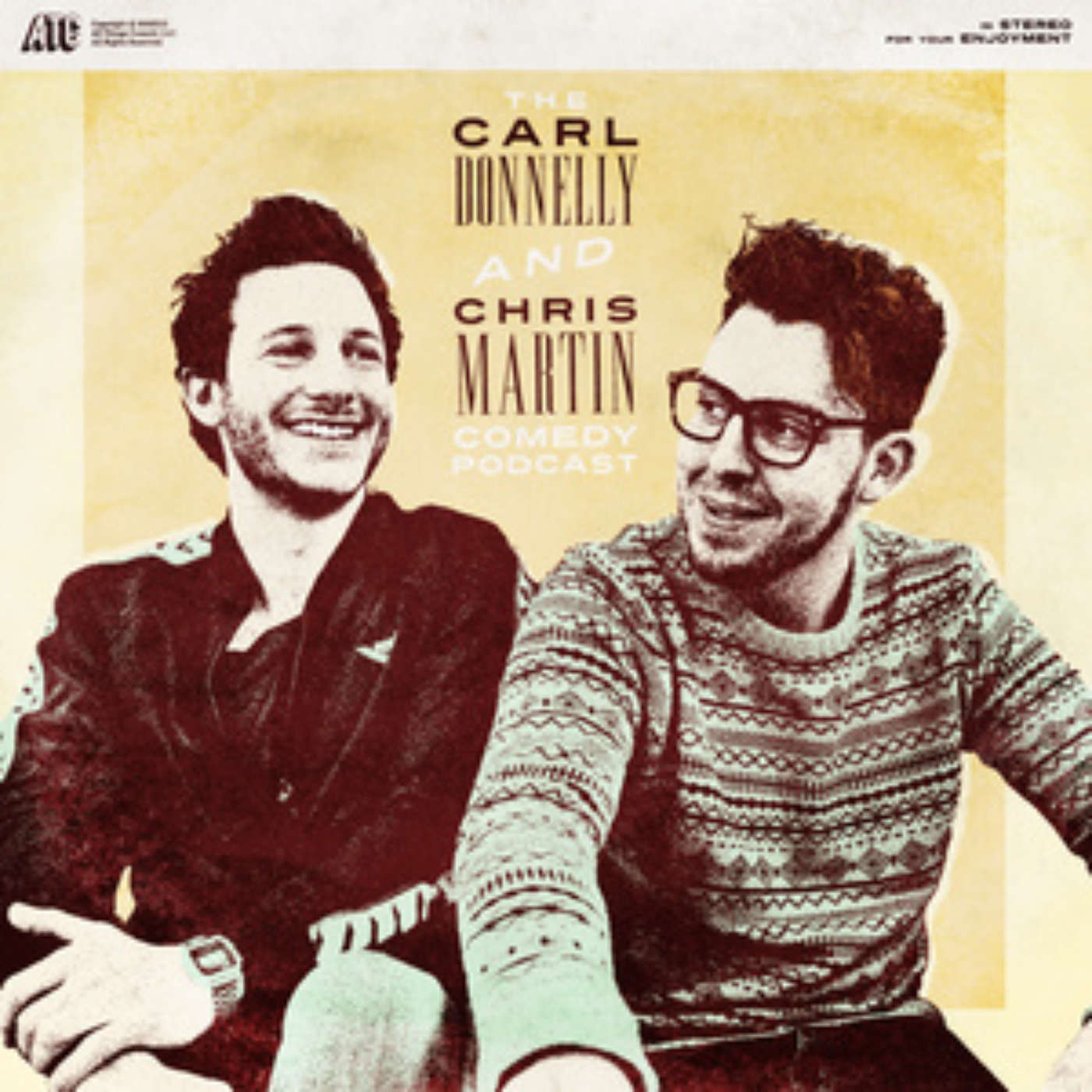 The Carl Donnelly and Chris Martin Comedy Podcast