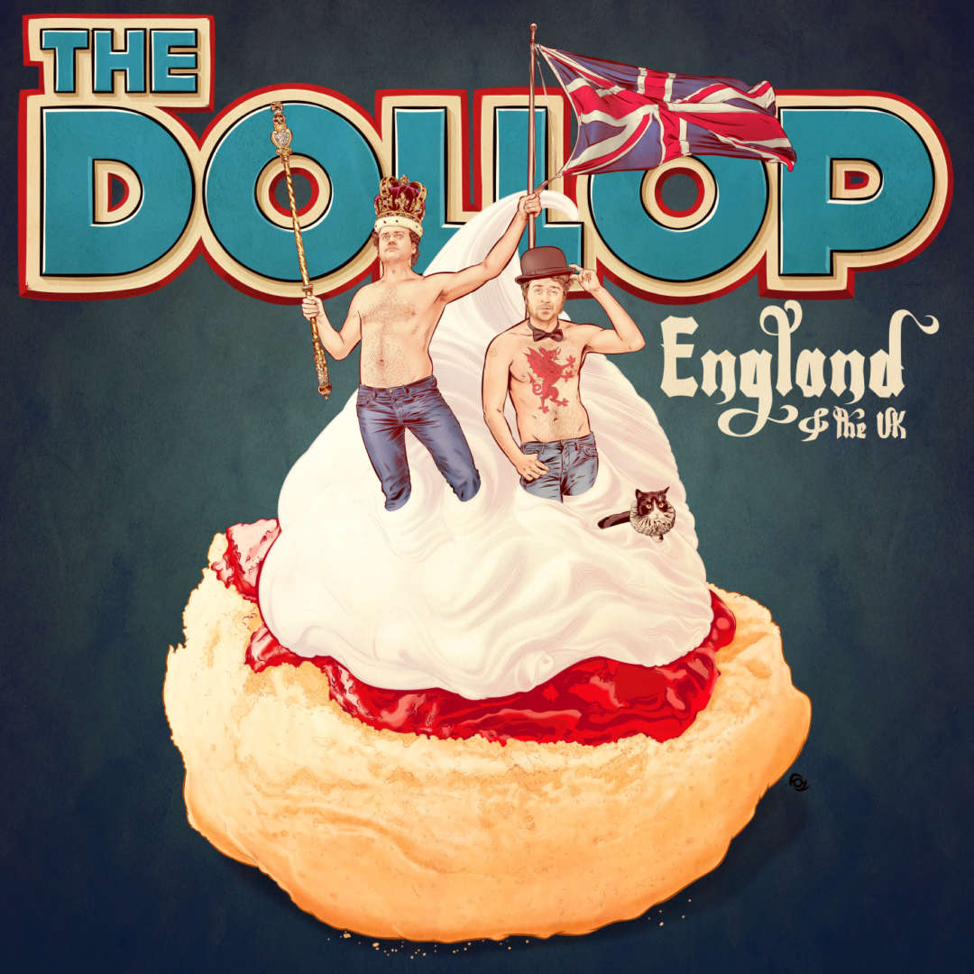 Album Artwork for England Dollop