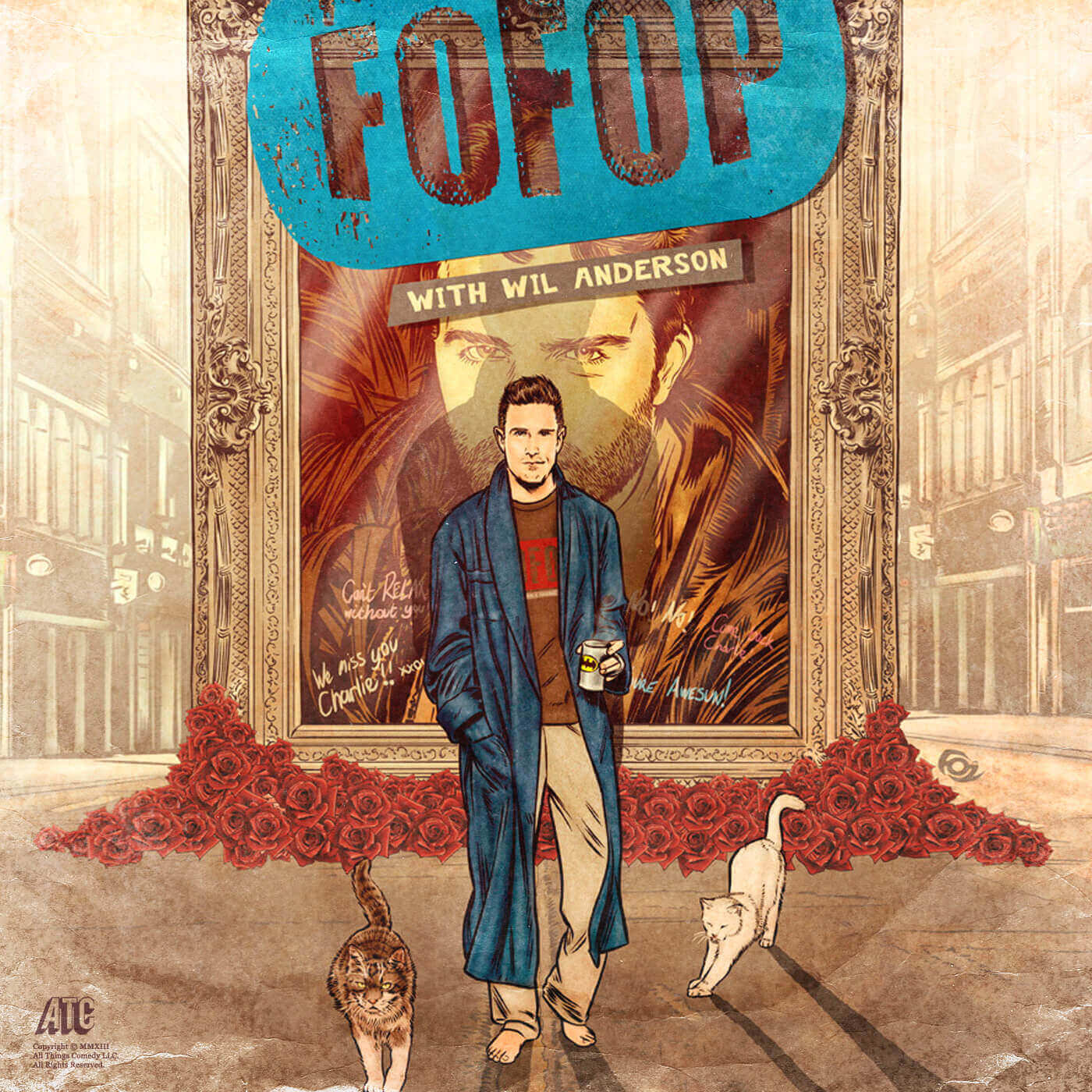 Album Artwork for FOFOP 282- Do It All Through The Way