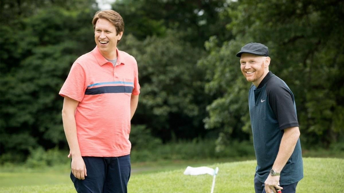Bill Burr on CRASHING Season 2 - All Things Comedy