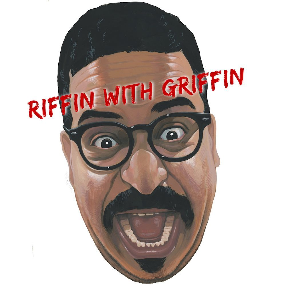 Album Artwork for EP50 Riffin With Griffin