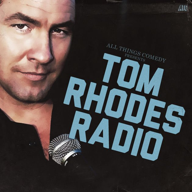 Album Artwork for Tom Rhodes Radio